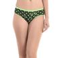 Cotton High Waist Panty - Green