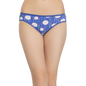 Cotton High Waist Panty - Royal Blue