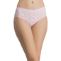 Cotton High Waist Panty - Pink