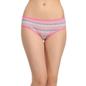 Cotton Bikini In Pink