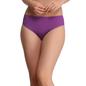 Polyamide Bikini Dark Purple