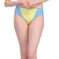 Polyamide Brief In Yellow