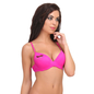Push Up T-shirt Bra in Hot Pink