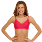 Set Of 2 Cotton Rich Non-Padded Full Support Bra
