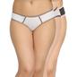 Set Of 3 Cotton Mid Waist Bikinis