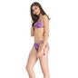 Sting Bra Brief Set - Purple