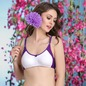 Two Toned Cotton Rich Full Cup Bra