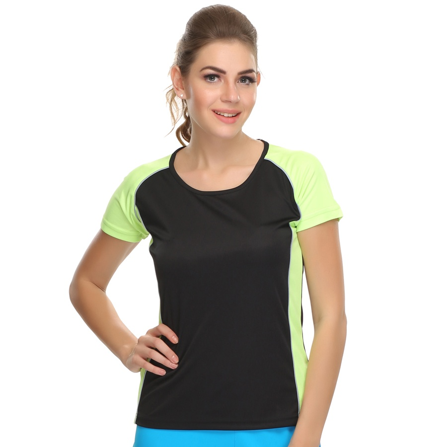 Lightweight Stretchy Dri-Fit Sports T-Shirt