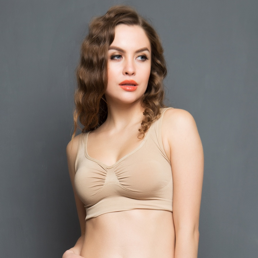 Magic Bra in Beige