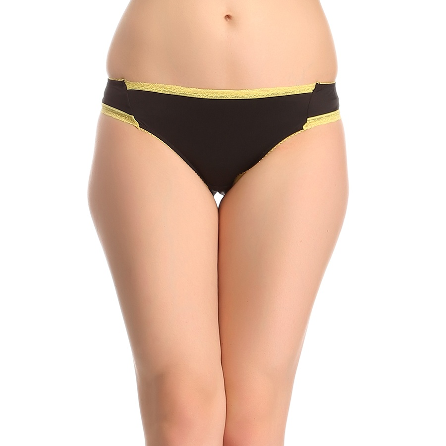 Polyamide Panty In Black