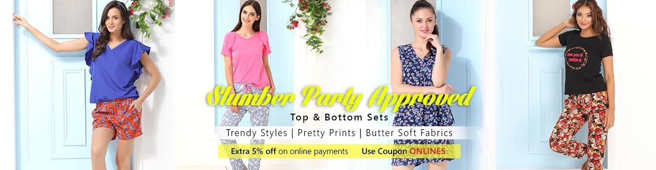 Top & Bottom Sets